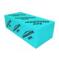 ISOMASTER XPS SVW lábazati, érdes felületű, egyenes élképzésű szigetelő lemez -- 2 - 12 cm