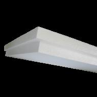 ISOMASTER EPS-L H-80 lépcsős élképzésű hungarocell hőszigetelő lemez -- 5cm- 15cm