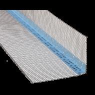 Thermomaster Műanyag sarokvédő szegély üvegszövettel 2,5fm/szál