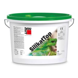 Baumit SilikatTop páraáteresztő vakolat kőzetgyapothoz -- 25kg/vödör