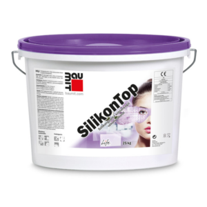 Baumit SilikonTop páraáteresztő homlokzati vakolat - 25kg/vödör