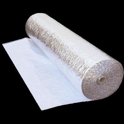 Masterplast ISOFLEX ALU-LP ECO hőtükrös légbuborékos párazáró fólia padlófűtéshez 60m2/tekercs