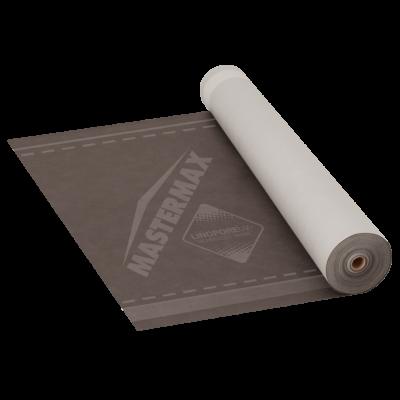 Mastermax PREMIUM 150g/m2 SA2 páraáteresztő tetőfólia ragasztócsíkkal 75m2/tekercs
