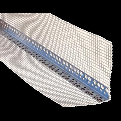 Thermomaster Alumínium sarokvédő szegély üvegszövettel 2,5fm/szál