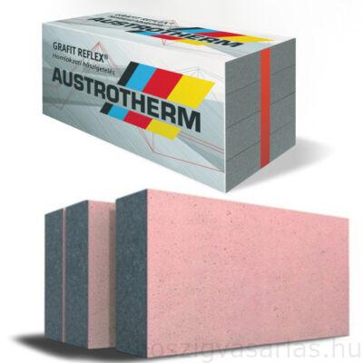 Austrotherm Grafit Reflex grafitos szigetelés homlokzatra -- 6 cm