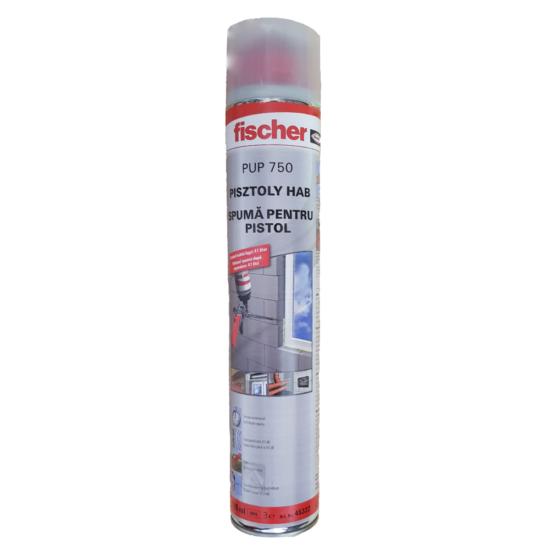 Fischer PUP 750 pisztoly hab 750 ml
