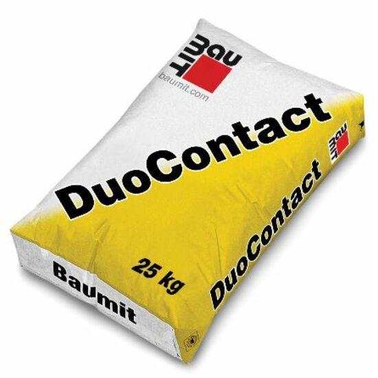 Baumit DuoContact ragasztó homlokzati EPS ragasztáshoz - 25kg/zsák