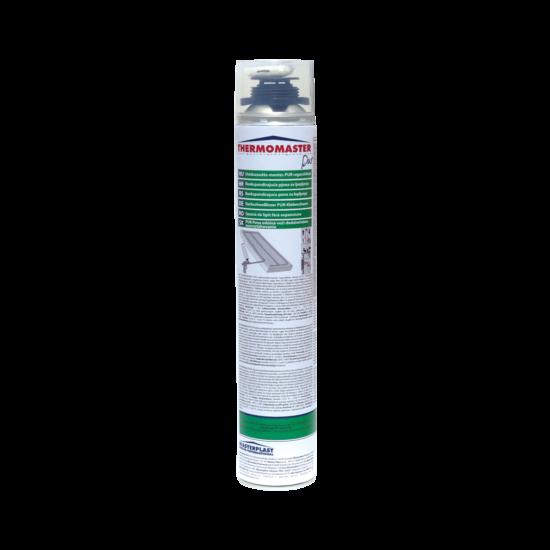 THERMOMASTER PUR ragasztóhab homlokzati EPS és XPS ragasztáshoz - 750 ml