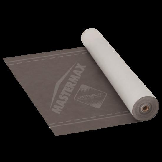 Mastermax PREMIUM 150g/m2 páraáteresztő tetőfólia 75m2/tekercs
