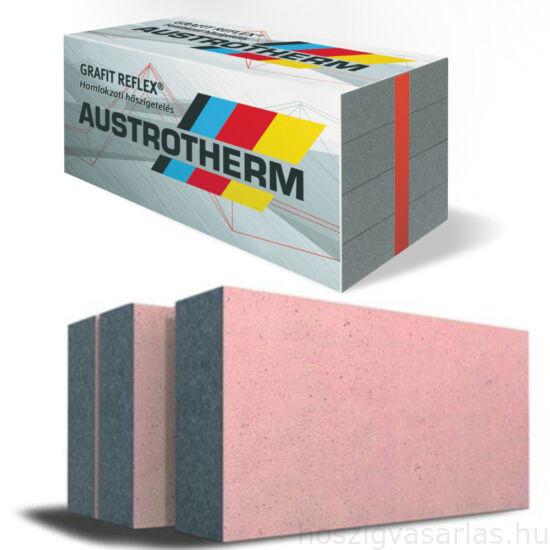 Austrotherm Grafit Reflex grafitos szigetelés homlokzatra -- 24 cm